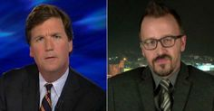 Lib Professor Disgusted By Soldier, Wasn't Ready For Tucker's BRUTAL Reply