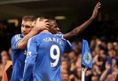 Fernando Torres - Chelsea v Crystal Palace - Premier League