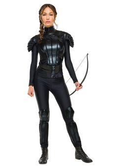 b39cf645f6788 Adult Katniss Mockingjay Costume
