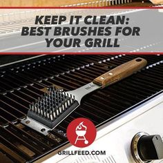 1 Grill Brush Stainless Steel Barbecue Grill Cleaner BBQ Brush
