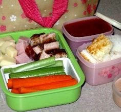 Skip the same ol' sandwiches and upgrade to these outside-the-lunch-box surprises. Your kids' faces will light up when they see that you've taken lunch to the next level. Plus: Find more kid-friendly recipes »