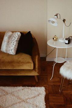 for the glamorous minimalist