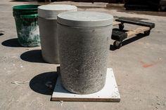 DIY CONCRETE:: 5 Gallon Stool