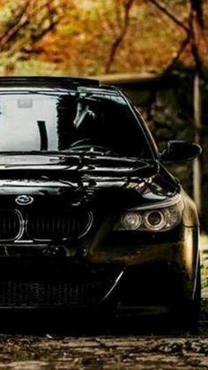 Bmw M5 - black beauty