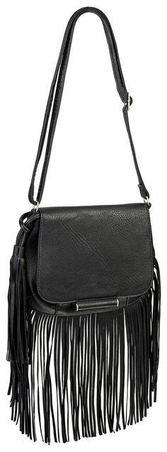 Bag - Leather Fringes