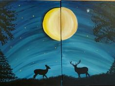 couples painting class - Google Search