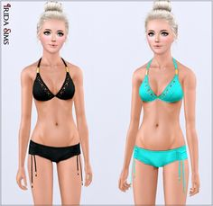 Swimsuit 38-I by Irida - Sims 3 Downloads CC Caboodle