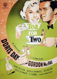 1950 ''Tea for Two''.
