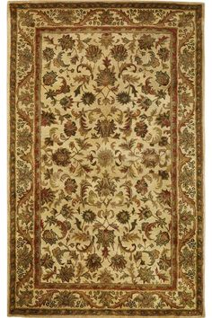 Majesty Area Rug for master bed