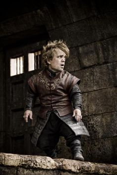 """""""The Dinklage"""" - Obviously the best character on TV right now."""