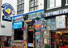 Best coffeeshops in Amsterdam. thedailyadventuresofme.com