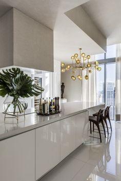 Modern Kitchen Interior 40 Modern Interior To Not Miss Today Kitchen Room Design, Modern Kitchen Design, Home Decor Kitchen, Interior Design Kitchen, Home Decor Bedroom, Modern Interior Design, Modern Decor, Home Kitchens, Interior Decorating