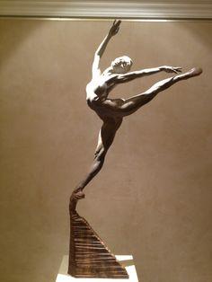 The Bellagio, circ de solei collaboration art exhibit by Richard McDonald