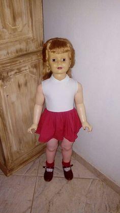 Minha linda boneca Amiguinha que vendi....