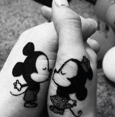 35 Wonderful Tattoos For Disney Fan(atic)s (via BuzzFeed)