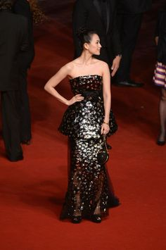 Zhang Ziyi - 'Only God Forgives' Premieres in Cannes