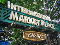 International Market Place Waikiki Honolulu Oahu Hawaii