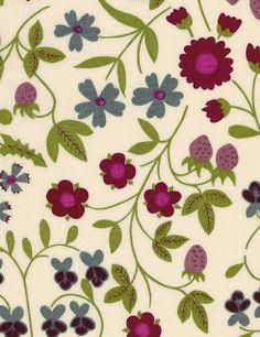 La plus belle collection de tissus Liberty.: 6011 C - Mirabelle