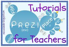 Prezi Video Tutorial for Teachers