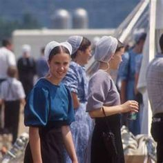 Visit Amish country