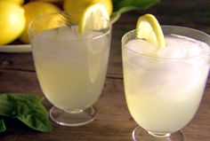 Food Network invites you to try this Italian Lemonade recipe from Giada De Laurentiis.