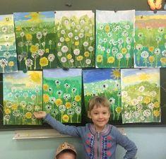 New pre kindergarten art projects lesson plans Ideas Art 2nd Grade, Painting For Kids, Art For Kids, Arte Elemental, Classe D'art, Spring Art Projects, Kindergarten Art Projects, Pre Kindergarten, Ecole Art