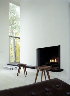 great fireplace design