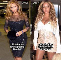 Beyoncé has the snap back game on lock -FinesseGodBarbie