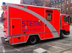 EMS SOLUTIONS INTERNATIONAL: Ambulancia Especializada en Accidentes Cerebrovasc...