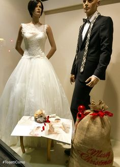 #AlessandroTosetti #TosettiComo #TosettiSposa #Collezionisposa2016 #Natale.....voglia di Natale...