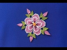 Nusret Hotels – Just another WordPress site Baby Knitting Patterns, Tatting Lace, Needle Lace, Crochet Videos, Crochet Beanie, Crochet Flowers, Hand Embroidery, Needlework, Diy And Crafts