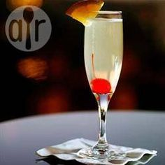 Photo recette : French 75