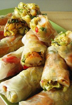 Roll With It: 6 Skinny Ways to Creatively Roll Your Food
