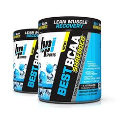 BPI-Sports-Best-BCAA-Shredded-Blue-Razz-2-Pack-Caffeine-Free-Thermogenic-Recovery-Formula-for-Lean-Muscle-Growth-25-Servings