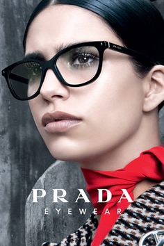Authentic Prada Optical Frames Fall Winter Journal Collection (New w org  case   cloth included) PLEASE use offer feature as I will not discuss  pricing in ... 173062e4f9