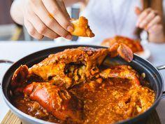 Chilli Crab   Chilli Crab Recipe Singapore Style