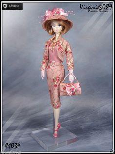 Tenue Outfit Accessoires Barbie Silkstone Vintage Integrity Toys 1039   eBay