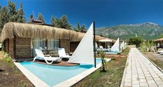 Sahra Su Holiday Village & Spa 5* Olu Deniz, Dalaman