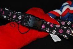 Floral Adjustable Collar for Large Dog by AmericanPooch on Etsy