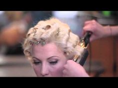 Marilyn Monroe Hair Tutorial (Teaser) - Iconic Movie Styles - YouTube
