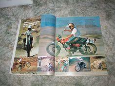 1972 Yamaha Enduro Cycle Lineup All Models 6 PG Original Ad RT2 DT2 CT2 AT2 LT2 | eBay