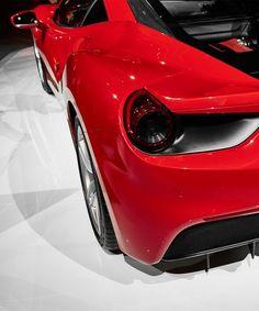 Ferrari 488 GTB The new Ferrari 488 GTB is the futuristic redesign that promises to please even the most skeptical purists. Ferrari 488 GTB The new Ferrari 488 GTB is the futuristic redesign that promises to please even the most skeptical purists. New Ferrari, Ferrari 488, Car Part Furniture, 488 Gtb, Datsun 240z, Car Colors, Best Luxury Cars, Bugatti, Super Cars