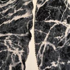 Halskant i fast stof. | Bluser | Sygal