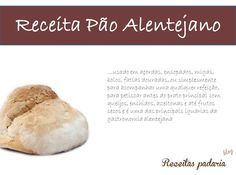 Receita de Pão Alentejano  http://wp.me/p35Ybs-7B