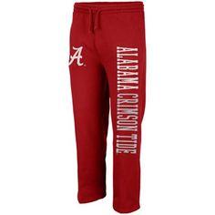 Alabama Crimson Tide Flex Fleece Sweatpants - Crimson