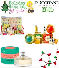 Pammy Blogs Beauty: Holiday Gift Guide 2015: Gift Sets and More from L'Occitane!