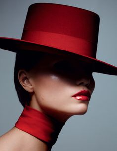 Natasha Poly for Vogue Russia June 2015