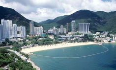 Repulse Bay - Z= close beach 30 min from Central, avoid sundays (too many house-keepers, their only day off)