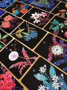 Botanica Tarot Deck