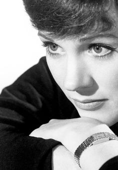 Julie Andrews-love her...but mostly cause I love Sound of Music
